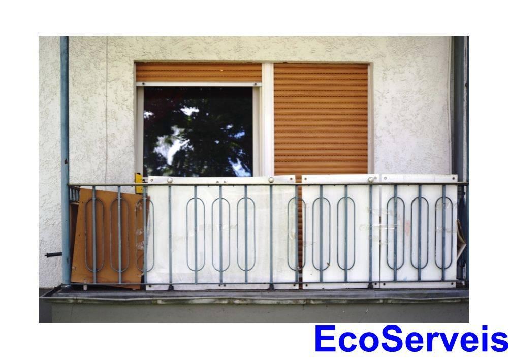 Vaciado pisos en Zumaya/Zumaia